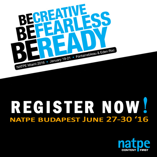 NATPE Register Now
