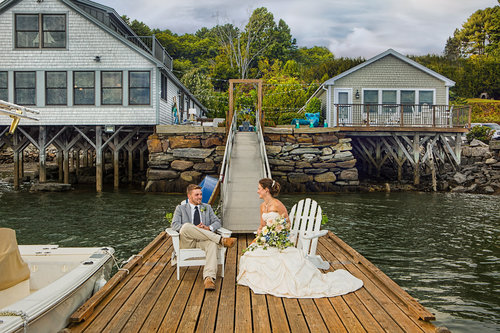 The Maine Boathouse Now Open for Weddings and Events