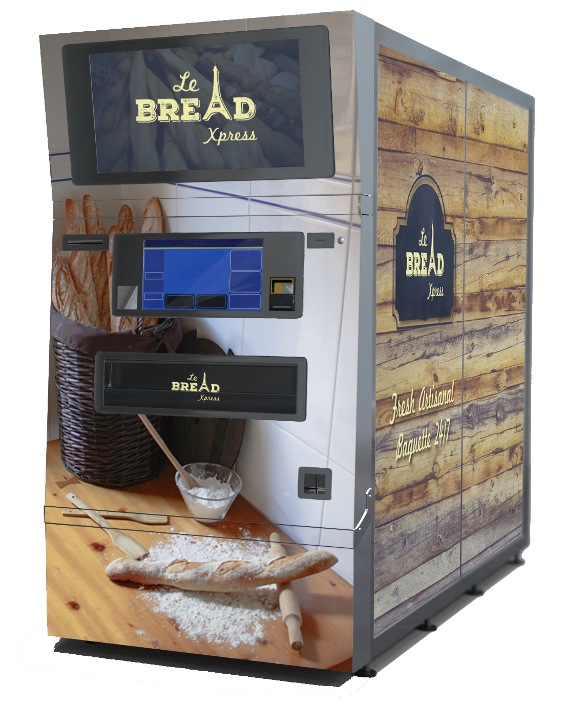 Le Bread Xpress Announces Crowdfunding Project Through Fundable