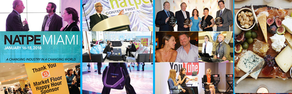 With Turmoil At the Top – NATPE Associates Tear A Page From Emily Post's Playbook