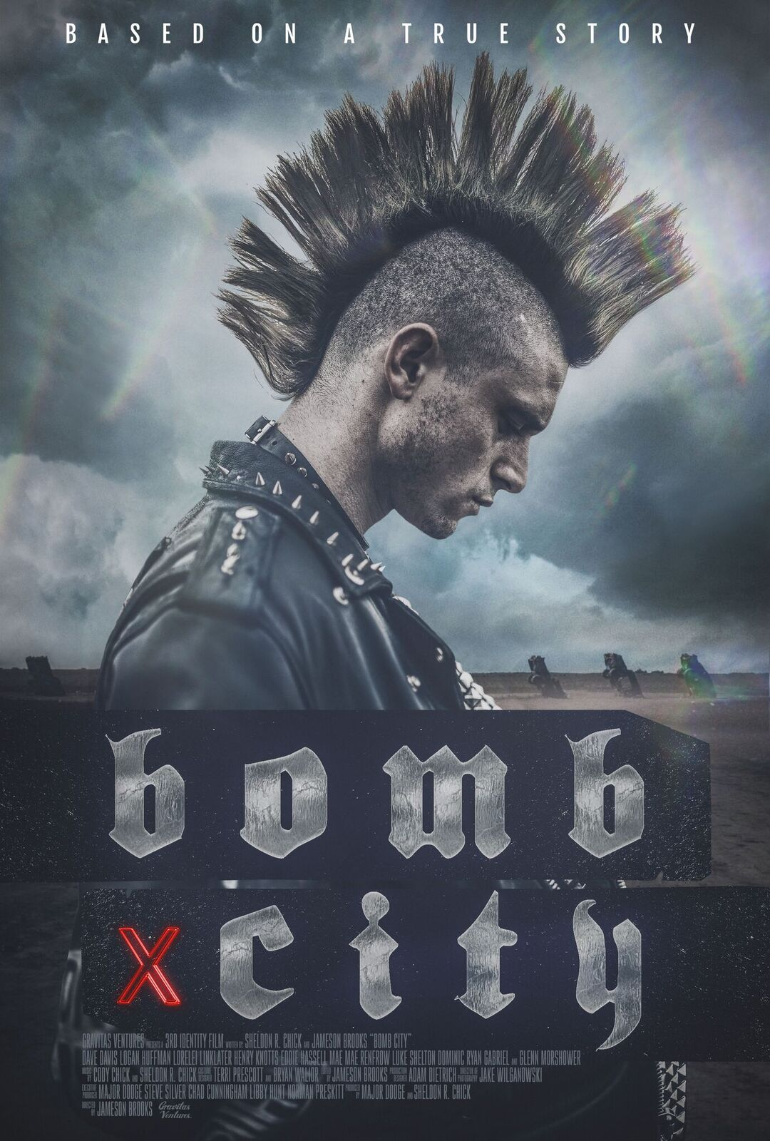 "Los Angeles Premiere of Highly Anticipated Movie ""Bomb City"" to be Hosted by Punk Icon CJ Ramone"