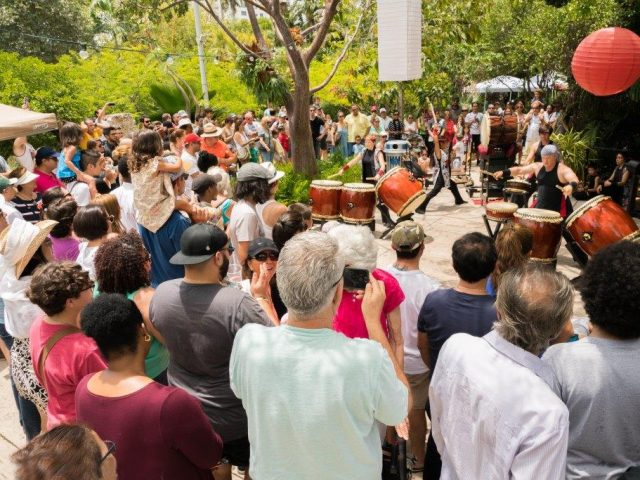 Japanese Spring Festival Returns to Miami Beach Botanical Garden March 25