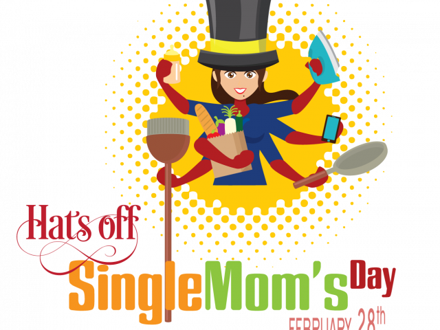"Single Moms Sharing Wants to Remind Folks ""Hats Off to Single Moms"""