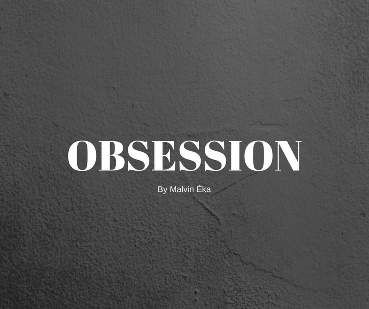 """Malvin Éka Releases """"Battle Of My Own"""" from Debut Album """"Obsession"""""""