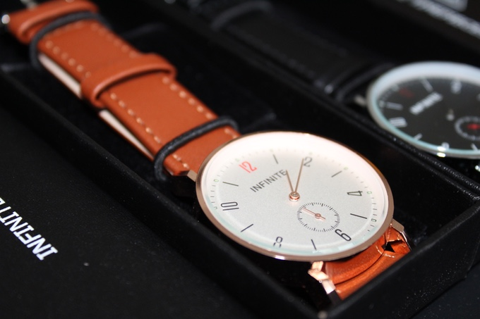 Infinite Timepieces Come to Kickstarter
