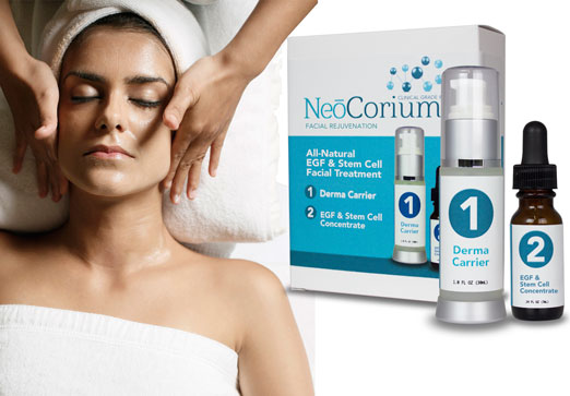 SPA Inc. Magazine Features NeoCorium EGF Stem Cell Facial Treatment in Fresh & New Products