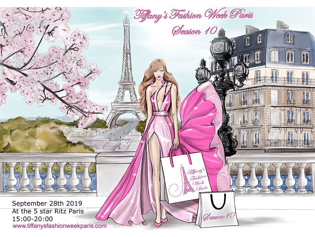 Tiffany's Fashion Week Paris is celebrating 10 Seasons in September 2019