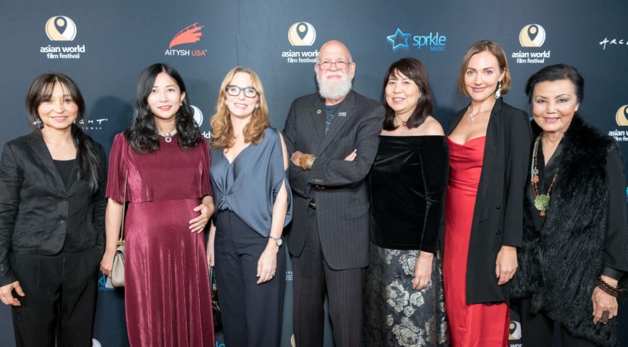 WEST MEETS EAST AT THE ASIAN WORLD FILM FESTIVAL IN LOS ANGELES, CALIFORNIA